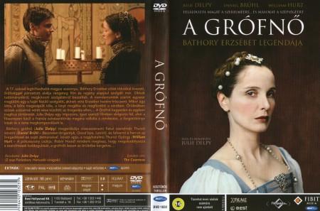 Grófnő, A - Báthory Erzsébet legendája (1DVD) (Báthory Erzsébet életrajzi film)