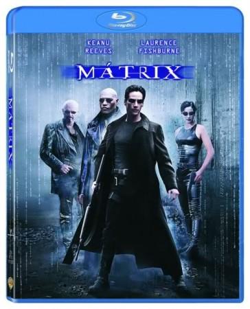 Mátrix 1. (1Blu-ray)