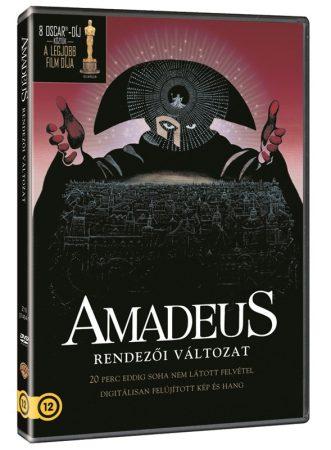 Amadeus (1DVD) (rendezői változat) (Wolfgang Amadeus Mozart életrajzi film) (Oscar-díj) (Pro Video kiadás)