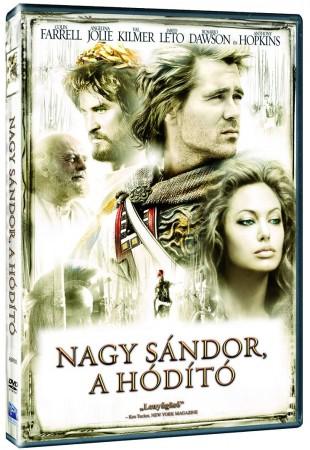 Nagy Sándor, a hódító (2004) (1DVD) (Colin Farrell)