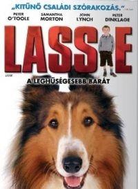 Lassie - A leghűségesebb  barát (2005) (1DVD) (Peter O'Toole)