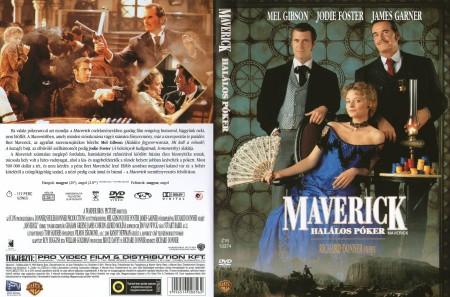 Maverick - Halálos póker (1DVD) (Pro Video kiadás)