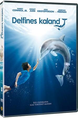Delfines kaland 1. (1DVD)
