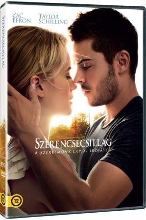 Szerencsecsillag (2011 - The Lucky One) (1DVD) (Zac Efron)