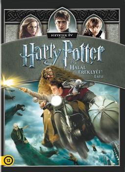 Harry Potter 7. - A halál ereklyéi 1. rész (1DVD)