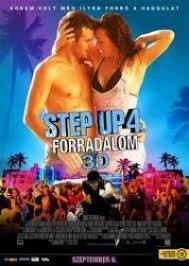 Step up 4- Forradalom (1DVD) (2012)