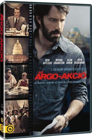 Argo-akció, Az (1DVD) (Ben Affleck) (Oscar-díj)
