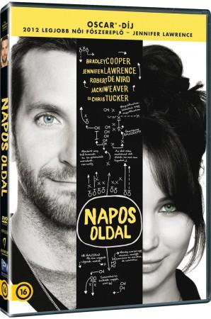 Napos oldal (2012 - The Silver Linings Playbook) (1DVD) (Oscar-díj)
