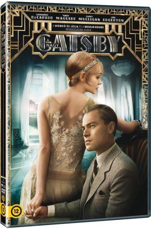 Nagy Gatsby, A (2013) (1DVD) (remake) (Leonardo DiCaprio)