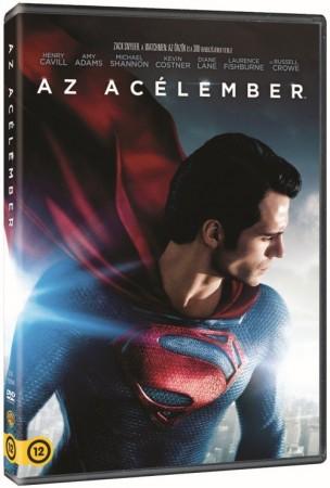 Acélember, Az (1DVD) (DC Comics)