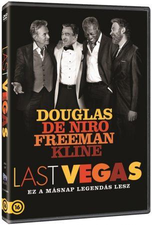 Last Vegas (1DVD) (Michael Douglas - Robert De Niro)