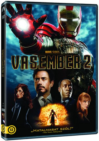 Iron Man 2. (Vasember 2.) (1DVD) (Marvel)