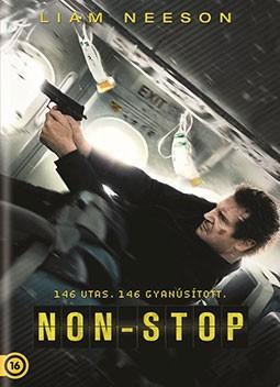 Non-Stop (1DVD) (Liam Neeson)