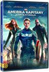 Amerika Kapitány 2. - A Tél Katonája (1DVD) (Marvel)