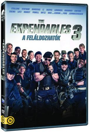 Feláldozhatók 3., A (2014 - The Expendables 3.) (1DVD)