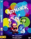 Agymanók (1DVD) (Inside Out, 2015) (Disney-Pixar)