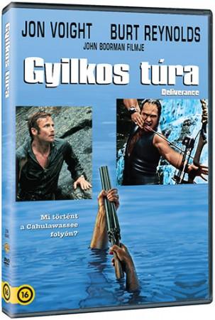 Gyilkos túra (1972 - Deliverance) (1DVD) (Jon Voight - Burt Reynolds)