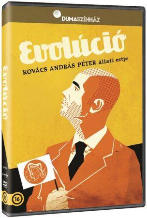 Kovács András Péter: Evolúció (1DVD) (Dumaszínház)
