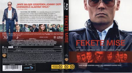 Fekete mise (Johnny Depp) (1Blu-ray)