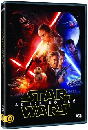 Star Wars 7. - Az ébredő erő (1DVD)