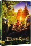 Dzsungel könyve, A (2016) (1DVD) (Jon Favreau) (használt, karcos)