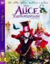 Alice Tükörországban (1DVD) (Alice Through the Looking Glass, 2016) (Disney) / tékás