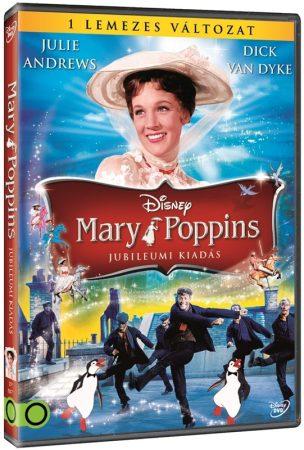 Mary Poppins (1DVD) (Oscar-díj) (Pro Video kiadás)