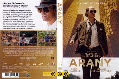 Arany (2016) (1DVD)