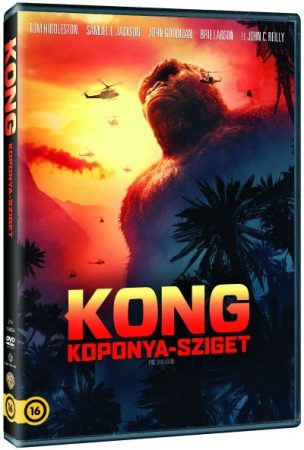 Kong: Koponya-sziget (1DVD) (Tom Hiddleston)