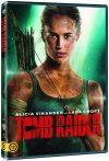 Tomb Raider (2018) (1DVD) (Alicia Vikander)