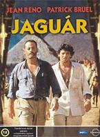 Jaguár (1996 - Le Jaguar) (1DVD) (Jean Reno)
