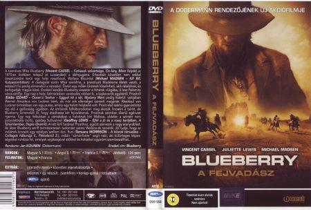Blueberry - A fejvadász (1DVD) (minimálisan használt példány)