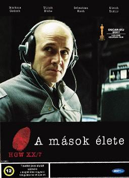 Mások élete, A (1DVD) (Oscar-díj)