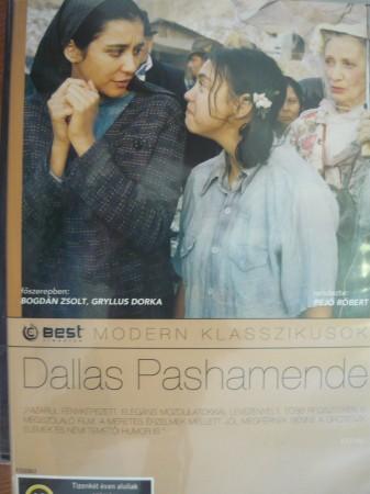 Dallas Pashamende (1DVD) (Pejó Róbert) (+angol felirat)