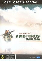 Che Guevara: A motoros naplója (1DVD) (Che Guevara életrajzi film)