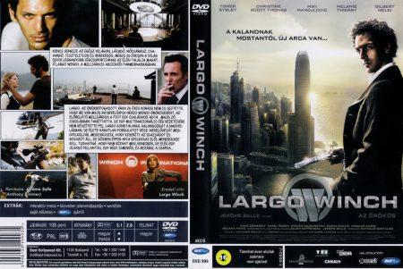 Largo Winch - Az örökös (1DVD)