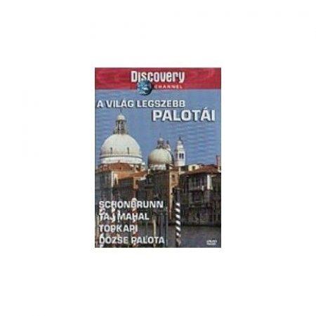 A világ legszebb palotái (Discovery) (1DVD)