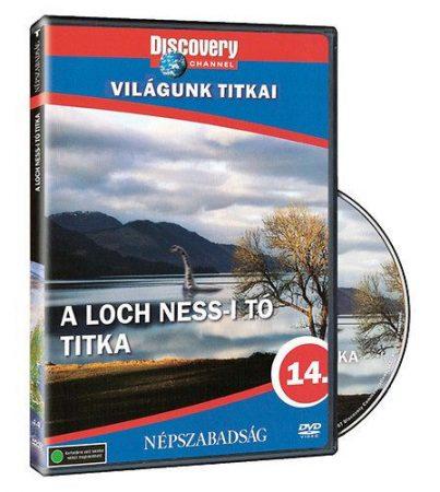 Világunk titkai 14. - A Loch Ness-i tó titka (1DVD)