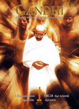 Gandhi (1DVD) (Oscar-díj) (Mohandász Karamcsand Gandhi életrajzi film)