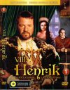 VIII. Henrik 1-2. (2DVD) (Henry VIII, 2003)