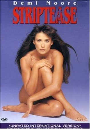 Sztriptíz (1996 - Striptease) (1DVD) (Demi Moore)
