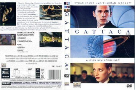 Gattaca (1DVD) (Warner Home Video kiadás) (felirat) ( használt)