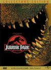 Jurassic Park 1. (1DVD) (Michael Crichton) (Warner Home Video kiadás)