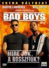 Bad Boys 1. (1DVD) (extra változat) (Warner Home Video kiadás) (felirat)
