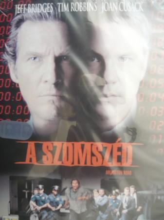 Szomszéd, A (1999 - Arlington Road) (1DVD) (Jeff Bridges) (használt példány)