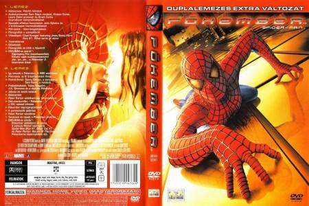 Pókember 1. (2002) (2DVD) (extra változat) (Marvel) (Warner Home Video kiadás) (használt példány)