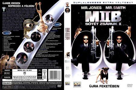 Men In Black 2. - Sötét zsaruk 2. (2DVD) (extra változat) (Warner Home Video kiadás)