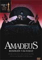 Amadeus (2DVD) (rendezői változat) (Wolfgang Amadeus Mozart életrajzi film) (Oscar-díj)