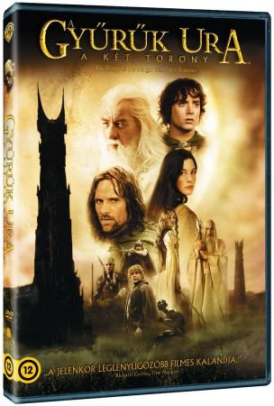 Gyűrűk Ura 2., A - A két torony (2DVD) (mozi változat) (Oscar-díj)