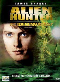 Alien Hunter - Az idegenvadász (1DVD) (James Spader)